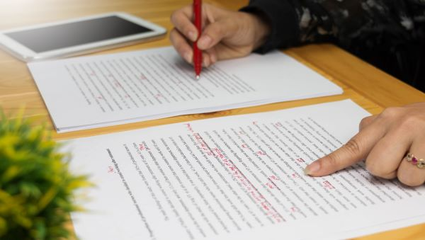 Freelance proofreading services